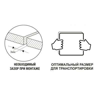 Фанера ФК 4 мм., сорт 4/4, нешлифованная
