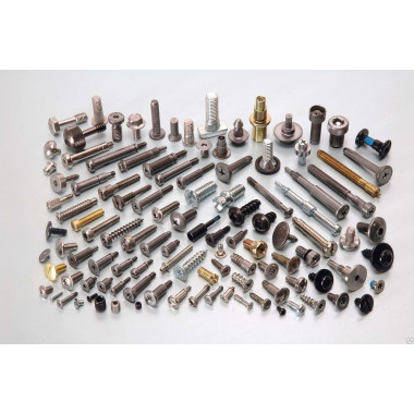 Заклепки комбинированные алюминий, сталь, цинк