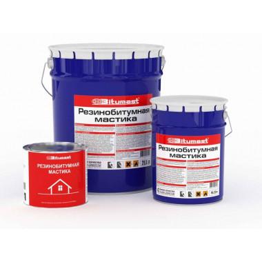 Резинобитумная мастика Bitumast 21,5 л